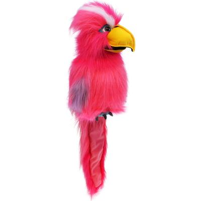 The Puppet Company Pink Galah Large Birds