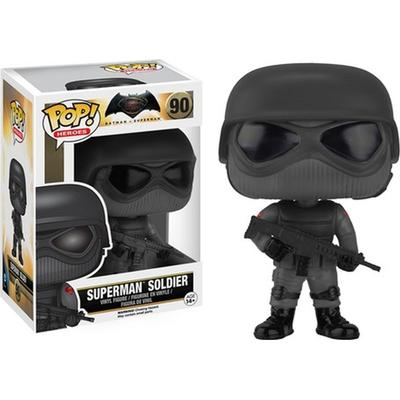 Funko Pop! Heroes Batman vs Superman Soldier