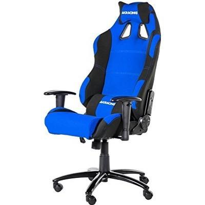 AKracing Prime Gaming Chair - Black/Blue
