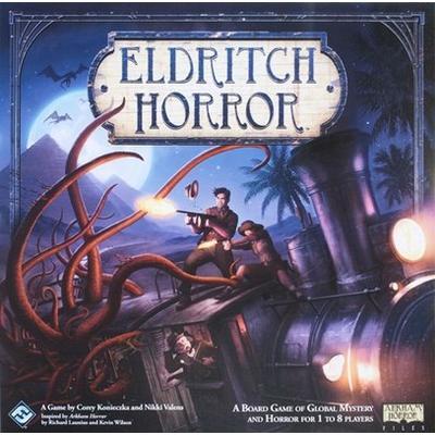 Fantasy Flight Games Eldritch Horror (Engelska)