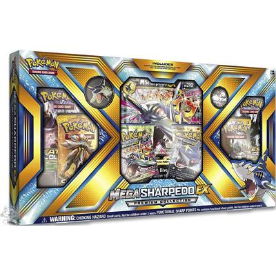 Pokémon Mega Sharpedo EX Premium Collection