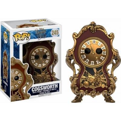 Funko Pop! Disney Beauty & the Beast Cogsworth