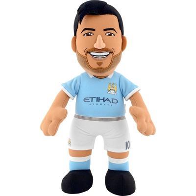 "Bleacher Creatures Manchester City Sergio Aguero 10"""