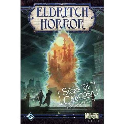 Fantasy Flight Games Eldritch Horror Signs of Carcosa (Engelska)