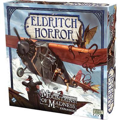 Fantasy Flight Games Eldritch Horror Mountains of Madness (Engelska)