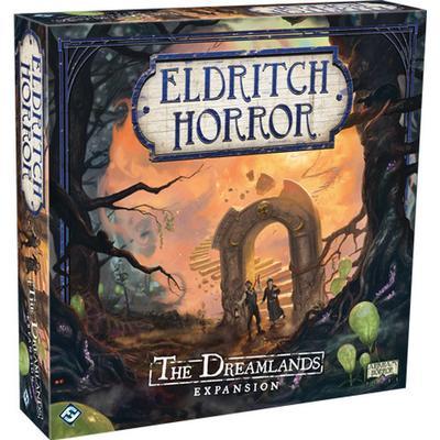 Fantasy Flight Games Eldritch Horror The Dreamlands (Engelska)