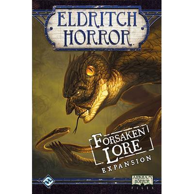Fantasy Flight Games Eldritch Horror Forsaken Lore (Engelska)