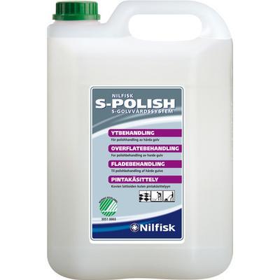 Nilfisk S-Polish Floor Detergent 5L