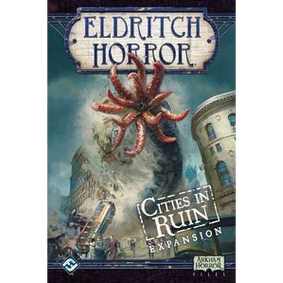 Fantasy Flight Games Eldritch Horror Cities in Ruin (Engelska)