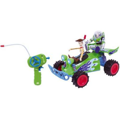 IMC TOYS Toy Story Buzz & Woody Radio Controlled Car