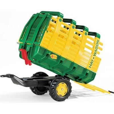 Rolly Toys Giant Haywagon Single Axle Green