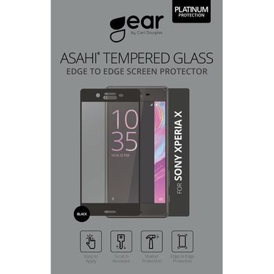 Gear by Carl Douglas Full Fit Glass Asahi Screen Protector (Xperia X)
