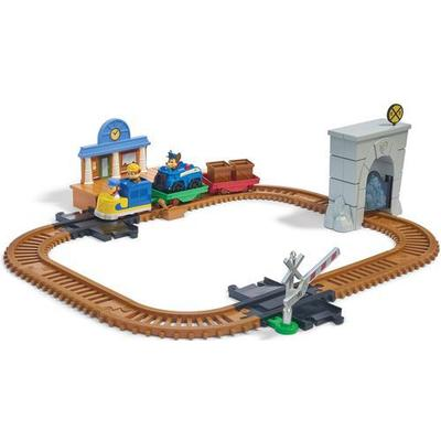 Spin Master Roll Patrol Adventure Bay Railway Track Set