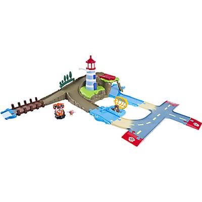 Spin Master Paw Patrol Skye & Zuma's Lighthouse Rescue Track Set