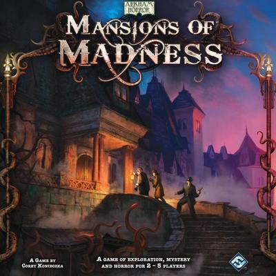 Fantasy Flight Games Arkham Horror: Mansions of Madness