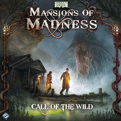 Fantasy Flight Games Mansions of Madness Call of the Wild (Engelska)