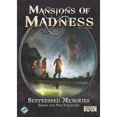 Fantasy Flight Games Arkham Horror: Mansions of Madness: Second Edition Suppressed Memories