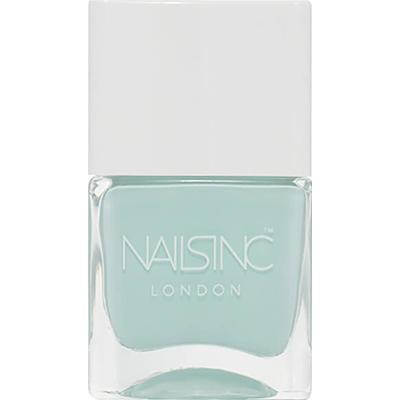 Nails Inc Nail Polish Long Wear Dovehouse Green 14ml