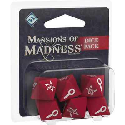 Fantasy Flight Games Mansions of Madness Second Edition Dice Pack