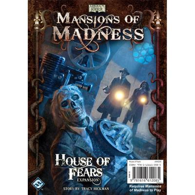 Fantasy Flight Games Arkham Horror: Mansions of Madness: House of Fears