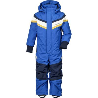 Didriksons Romme Kids Coverall - Indigo Blue (172501453187)