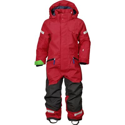 Didriksons Ale Kids Coverall - Red (172501451040)