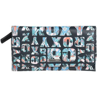 Roxy My Long Eyes Wallet - Anthracite Small Urban Flavor (ERJAA03309)