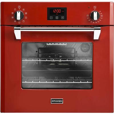 Stoves STRICH600MF Red