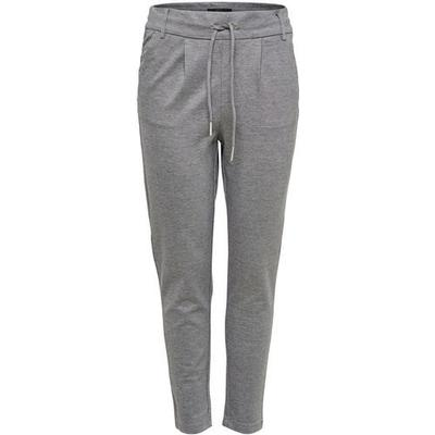 Only Solid Trousers Grey/Medium Grey Melange (15115847)