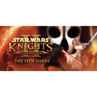 Star Wars Knights Of The Old Republic 2 - The Sith Lords