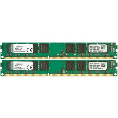 Kingston Valueram DDR3 1333MHz 2X8GB (KVR13N9K2/16)