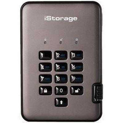 iStorage DiskAshur Pro2 SSD 1TB USB 3.1