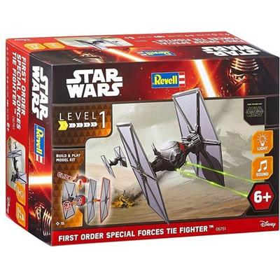Revell Star Wars First Order Special Forces Tie Fighter 06751