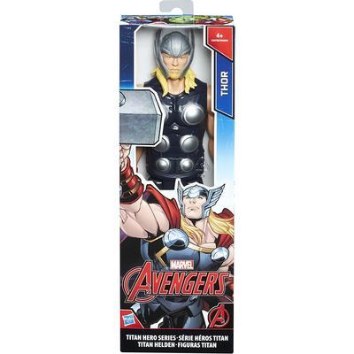 "Hasbro Marvel Titan Hero Series 12"" Thor Figure C0758"