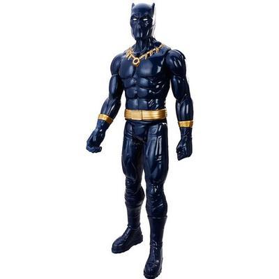 "Hasbro Marvel Titan Hero Series 12"" Black Panther Figure C0759"