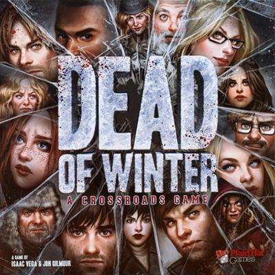 Plaid Hat Games Dead of Winter: A Crossroads Game (Engelska)