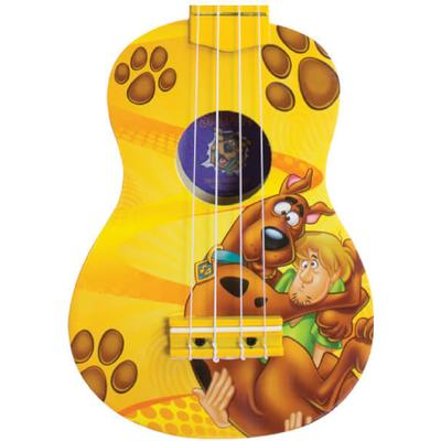 Access All Areas Scooby-Doo! Scooby and Shaggy Ukulele