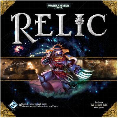 Fantasy Flight Games Relic (Engelska)