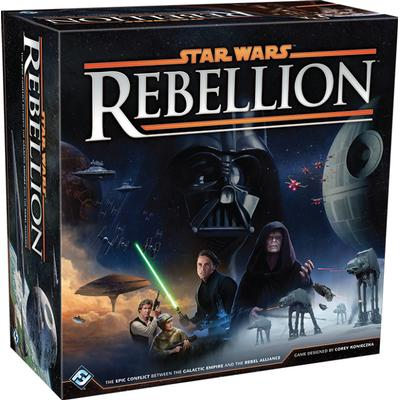 Fantasy Flight Games Star Wars: Rebellion (Engelska)