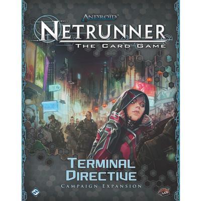 Fantasy Flight Games Android: Netrunner Terminal Directive (Engelska)