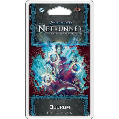 Fantasy Flight Games Android: Netrunner Quorum (Engelska)