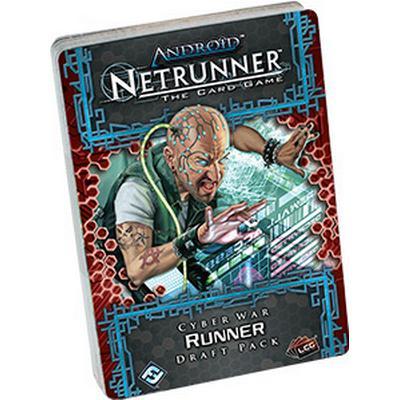 Fantasy Flight Games Android: Netrunner Runner Draft Pack (Engelska)