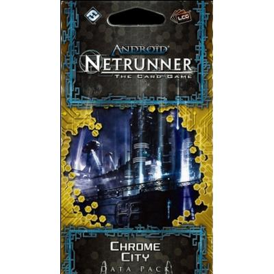 Fantasy Flight Games Android: Netrunner Chrome City