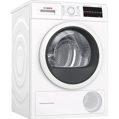 Bosch WTW8549ISN Hvid
