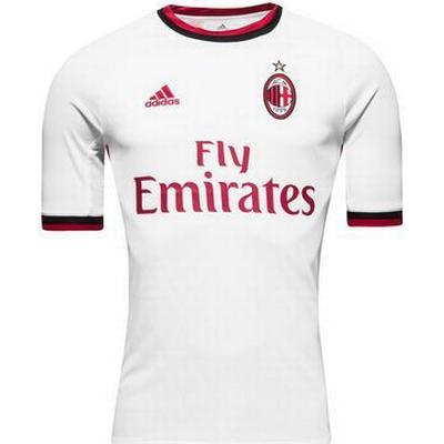 Adidas AC Milan Away Jersey 17/18 Youth