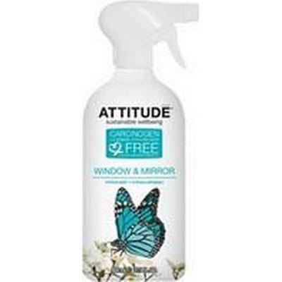 Attitude Citrus Zest Window & Mirror Cleaner 800ml