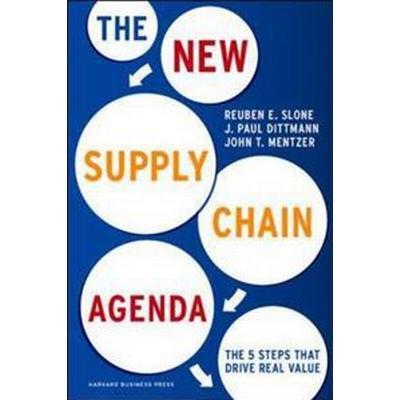 The New Supply Chain Agenda (Inbunden, 2010)