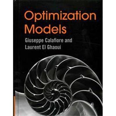 Optimization Models (Inbunden, 2014)