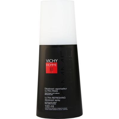 Vichy Homme Ultra Refreshing Deo Spray 100ml