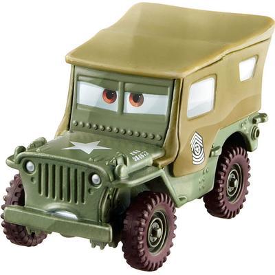 Mattel Disney Pixar Cars 3 Sarge Die Cast Vehicle